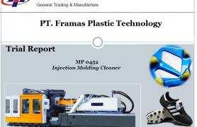 Trial Injection Molding Cleaner